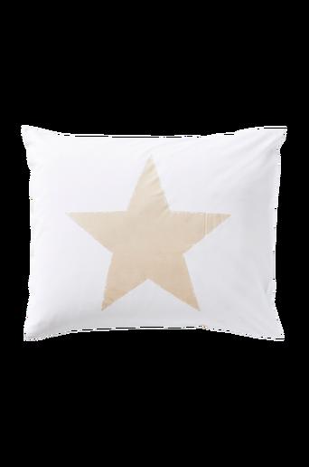 Ekologinen KID STAR -tyynyliina Valkoinen
