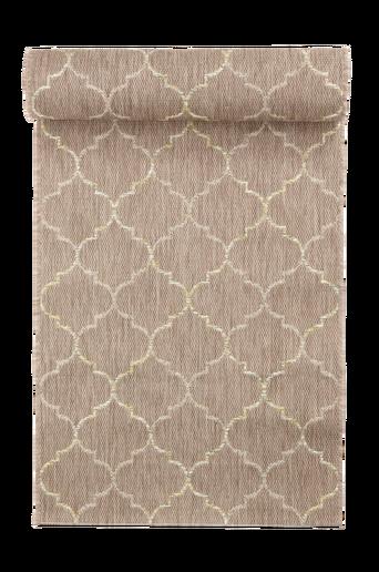 PRATO-bukleematto 80x250 cm Vihreä
