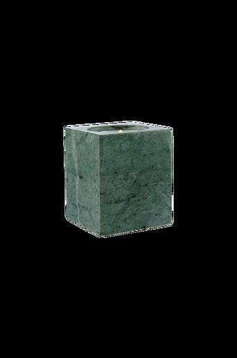 NJORD-kynttiläkuppi – nelikulmainen Vihreä 6,5