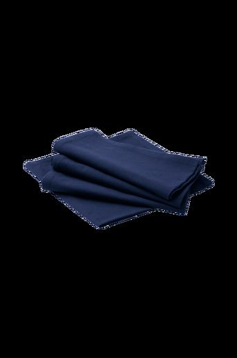 HEDVIG-lautasliinat, 4/pakk. Tummansininen