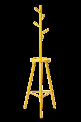BERGEN-naulakko Keltainen