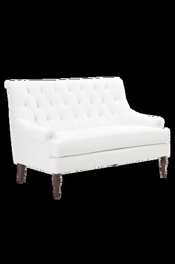 CHILL-sohva, 2:n istuttava Valkoinen