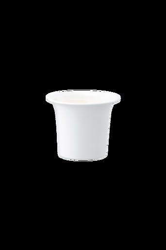 HÄLLEVIK-kynttiläkuppi Valkoinen