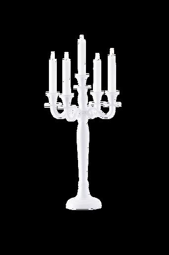 CANDELUX-kynttelikkö - pieni Valkoinen