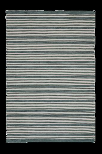 PESARO-puuvillamatto 160x240 cm Harmaanvihreä