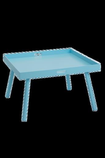 HILLTORP-sohvapöytä 80x80 cm Sininen