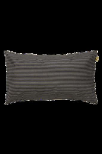 LENA-tyynyliina, kapeat raidat Keltainen
