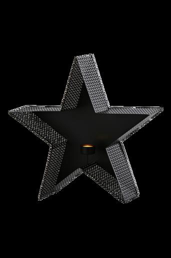 EDSBYN-tähti Musta