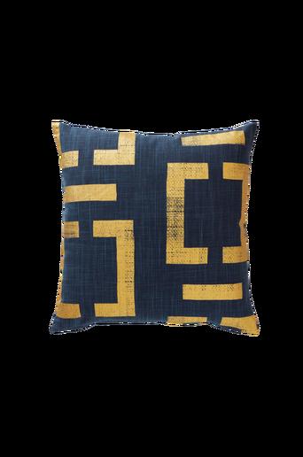 CLIC-tyynynpäällinen 45x45 cm Tummansininen
