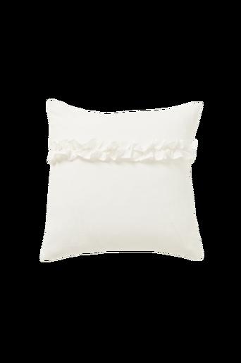MALVA-tyynynpäällinen 40x40 cm Luonnonvalkoinen
