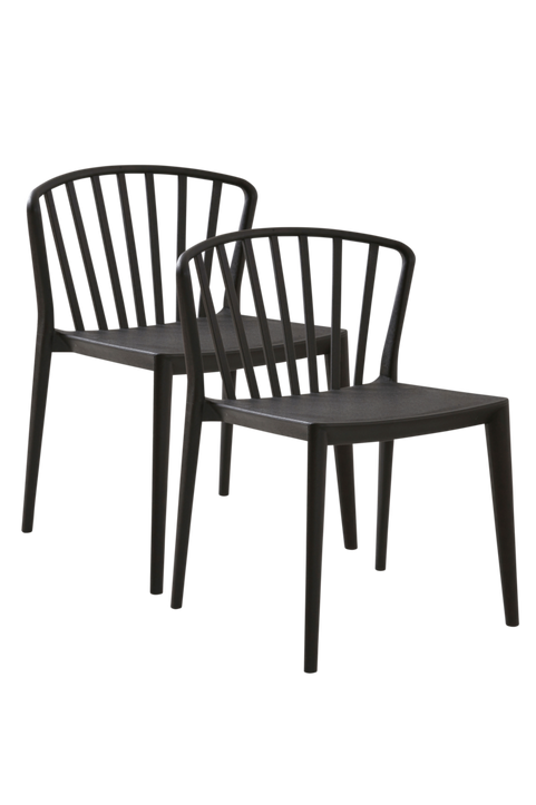 VÄBY stol 2-pack