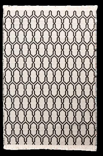 FOGGIA-villamatto 160x240 cm Musta