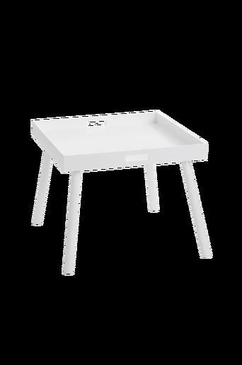 HILLTORP-sohvapöytä 60x60 cm Valkoinen