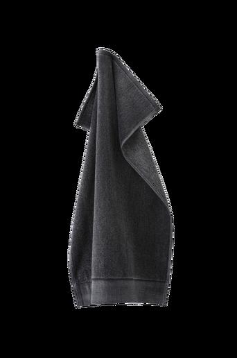 DENIMA-käsipyyhe Antrasiitinharmaa