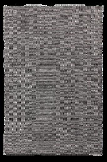 PARMA-villamatto 140x200 cm Musta