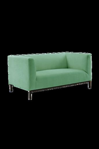 CLEVELAND-sohva, 2:n istuttava Vihreä
