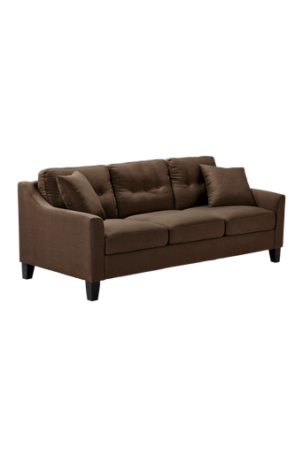 NEW ORLEANS -sohva, 2,5:n istuttava Ruskea