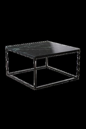 NYLAND-sohvapöytä 70x70 cm - marmori Vihreä