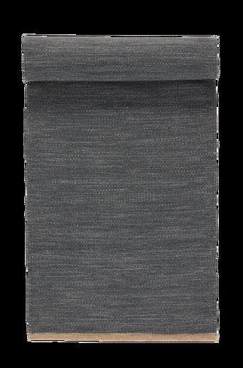 COMO-villamatto 70x250 cm Tummanharmaa