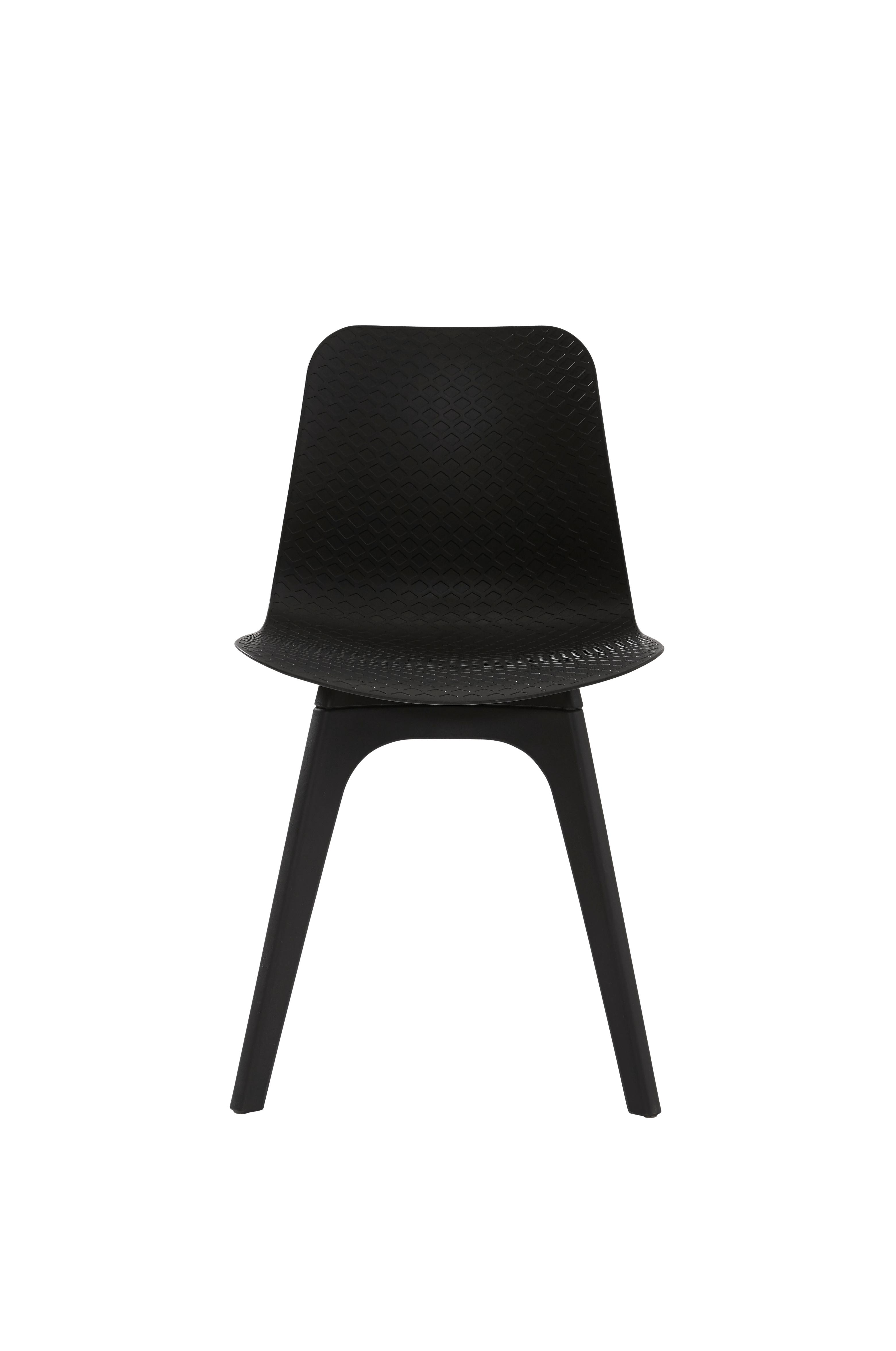 BUA stol 2 pk Svart Møbler Jotex