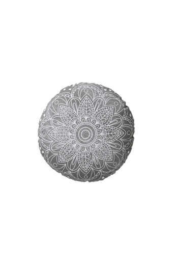 MISTY-koristetyyny ø38 cm Harmaa