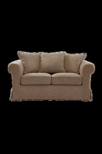 TRENTON-sohva, 2:n istuttava Myyränruskea