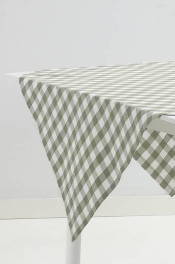 KLARA-pöytäliina 135x135 cm Vihreä