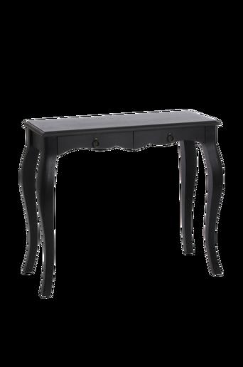 HINDÅS-sivupöytä Musta