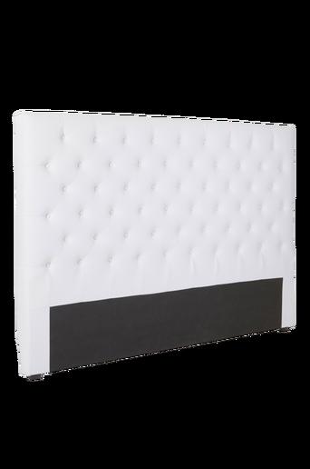 SKENE-sängynpääty 180 cm Valkoinen