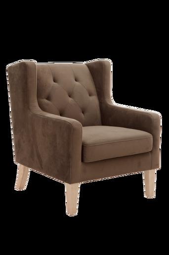 DALLAS-nojatuoli Myyränruskea