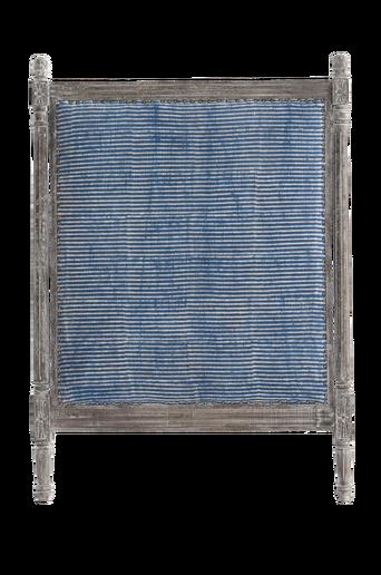 BRUNFLO-sängynpääty 90 cm Sininen