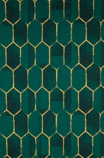 HONEYBEE-kangas Vihreä