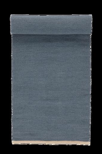 COMO-villamatto 70x150 cm Tummansininen