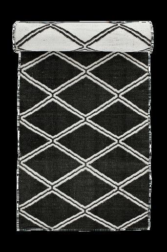 SALERNO-muovimatto 70x100 cm Valkoinen