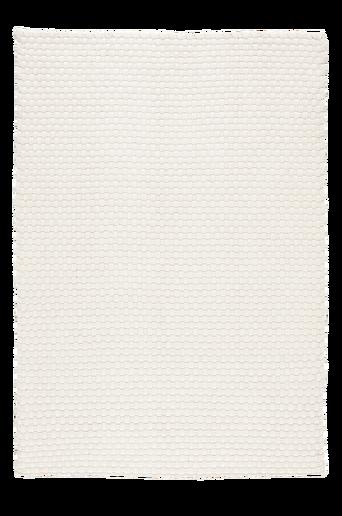IMPERIA-puuvillamatto 250x350 cm Luonnonvalkoinen