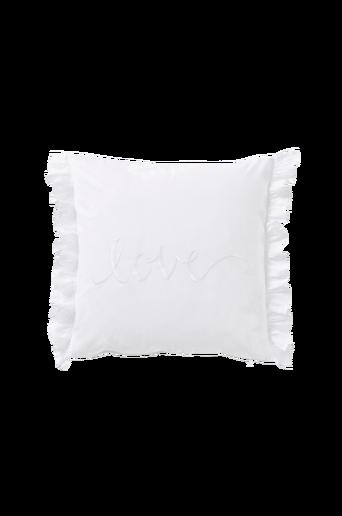 JEANNE-tyynynpäällinen 45x45 cm Valkoinen