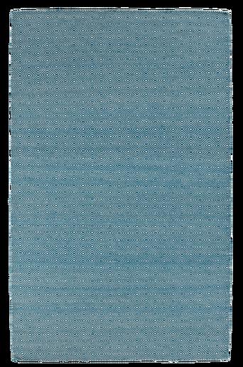 PARMA-villamatto 250x350 cm Petrolinsininen