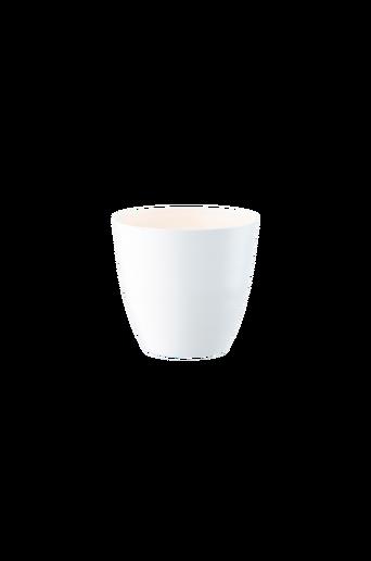 BÄCKEVIK-kynttiläkuppi Valkoinen