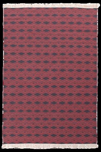 SASSARI-villamatto 160x240 cm Roosa