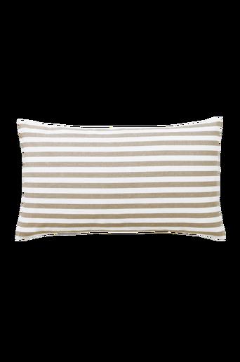 GUSTAV-tyynynpäällinen 70x40 cm Pellavabeige/valkoinen