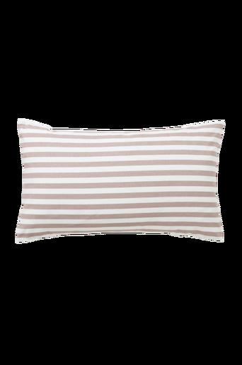 GUSTAV-tyynynpäällinen 70x40 cm Uturoosa/valkoinen