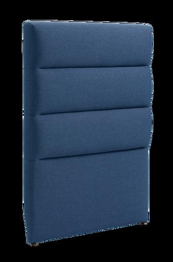 TRANEMO-sängynpääty 90 cm Sininen