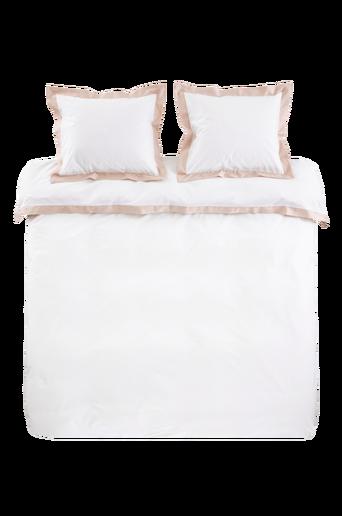 ZARA-pussilakanasetti, 3 osaa Valkoinen/roosa