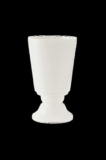 PORTO-maljakko - iso Valkoinen