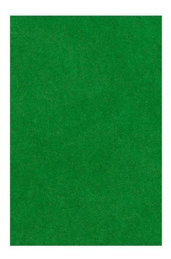 VASTO-ulkomatto, jossa nystyt 200x350 cm Vihreä