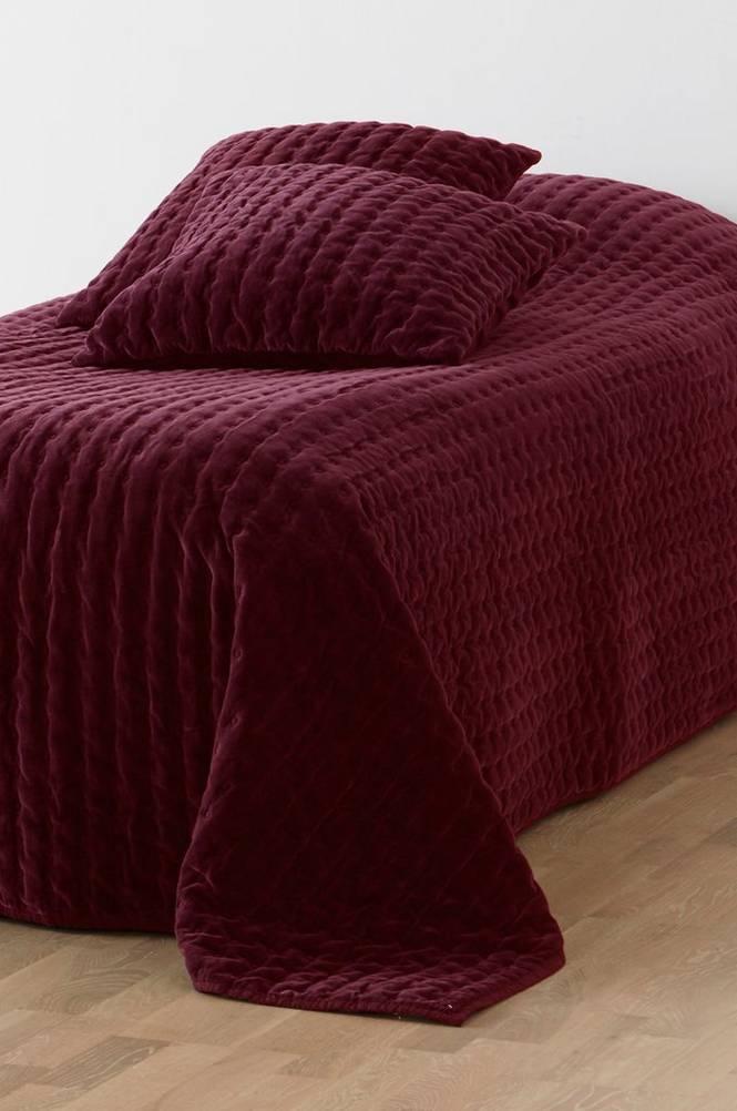 SAMETTE överkast – enkelsäng 180×260 cm
