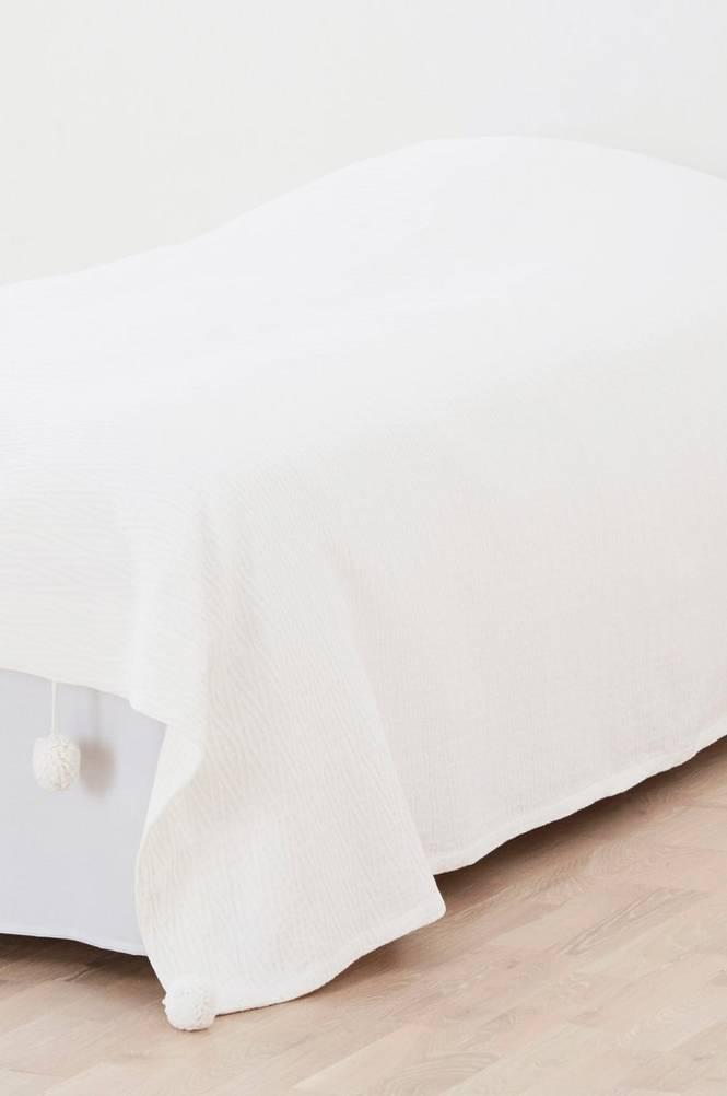 MERIDA överkast – enkelsäng 180×260 cm