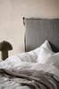 PALMA sänggavel 90 cm Mörkgrå thumbnail