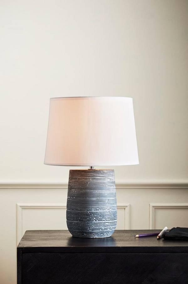 Bilde av CLEMENTE bordlampe - 30151