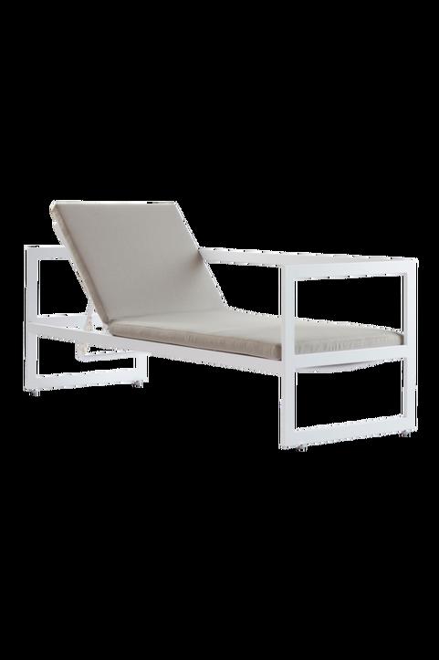 ALASSIO solsäng/soffa - rygg vänster